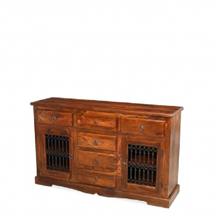 Jali Sheesham Wood Large Sideboard
